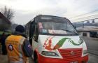 Convocan a dirigentes de Castro por marco regulatorio de buses urbanos
