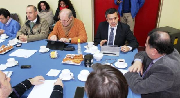 Alcades valoran iniciativa de la Ruta Longitudinal de Chiloé