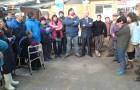 Consejeros regionales se reunieron con locatarios de Feria Yumbel