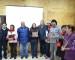 Vecinos del Barrio La Isla celebran cierre de millonario programa