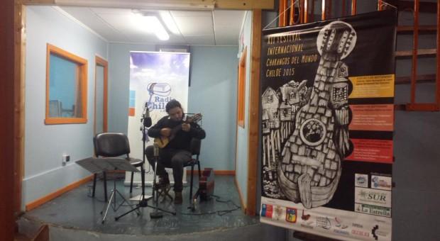 Parte en Castro Festival de Charangos del Mundo Chiloé 2015