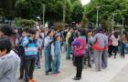 5 mil personas se sumaron a ejercicio preventivo en Castro