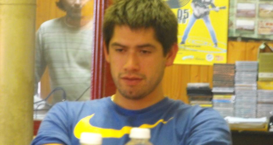 Ahora se fue Carlos Sepúlveda Jorquera