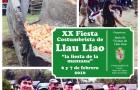 Invitan a XX versión de la Fiesta de la Manzana de Llau – Llao