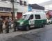 Labocar de Carabineros y Bomberos investigan causas del incendio en el centro de Castro