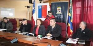 En Ancud se constituyó comité ejecutivo de los Juegos Deportivos Escolares de la Gran Final Nacional 2016