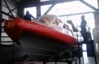 Constatan en terreno avances en la construcción de lanchas ambulancias