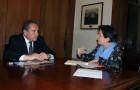 Alcalde de Castro asegura que se está trabajando para adquirir terrenos para proyectos habitacionales