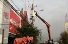 Frente de mal tiempo ocasiona diversos cortes de energía eléctrica