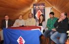 Democracia Cristiana presenta a sus candidatos por la comuna de Castro