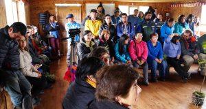 Vecinos de Caucahue tendrán soluciones de abastecimiento de agua.