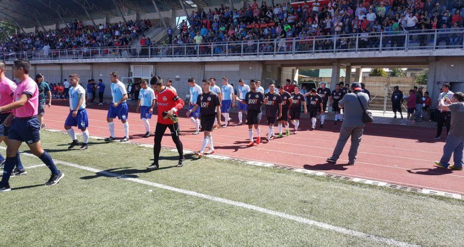 Castro y Ancud, un partido único
