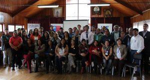 En Castro se reunió Comisión Provincial del Censo.