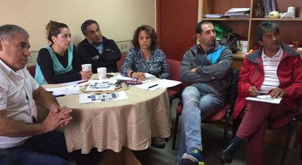 Comisión de Innovación del Core visitó Chiloé.