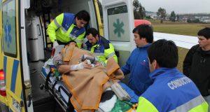 Chonchi: dos accidentes de transito se produjeron en el transcurso de esta mañana.