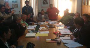 Concejo Municipal pondrá fin a contrato con empresa de parquimetros.