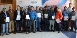 Chiloé: Mitilicultores reciben recursos para modernizar procesos productivos.