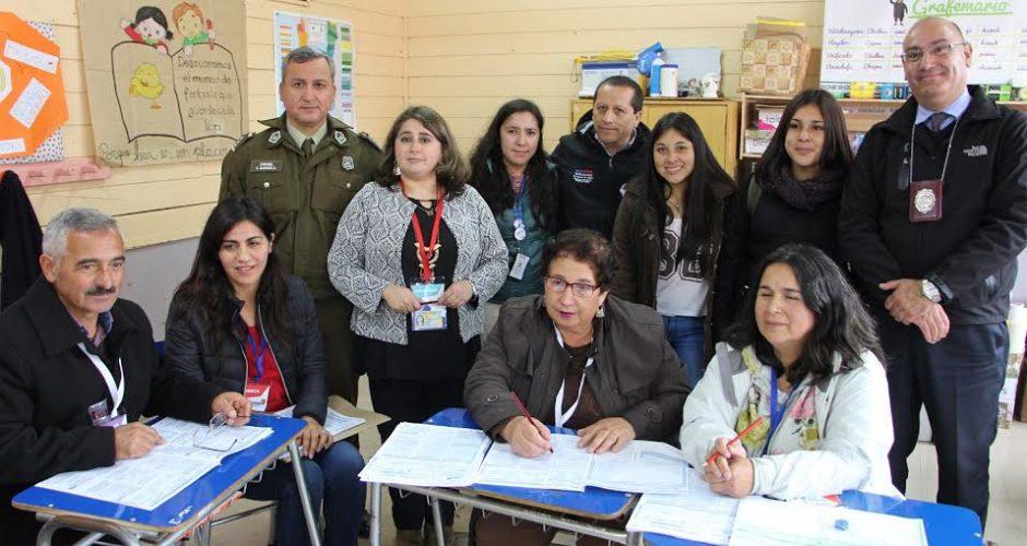 Chiloé: un recorrido por las diferentes comunas realiza Gobernador de la provincia.
