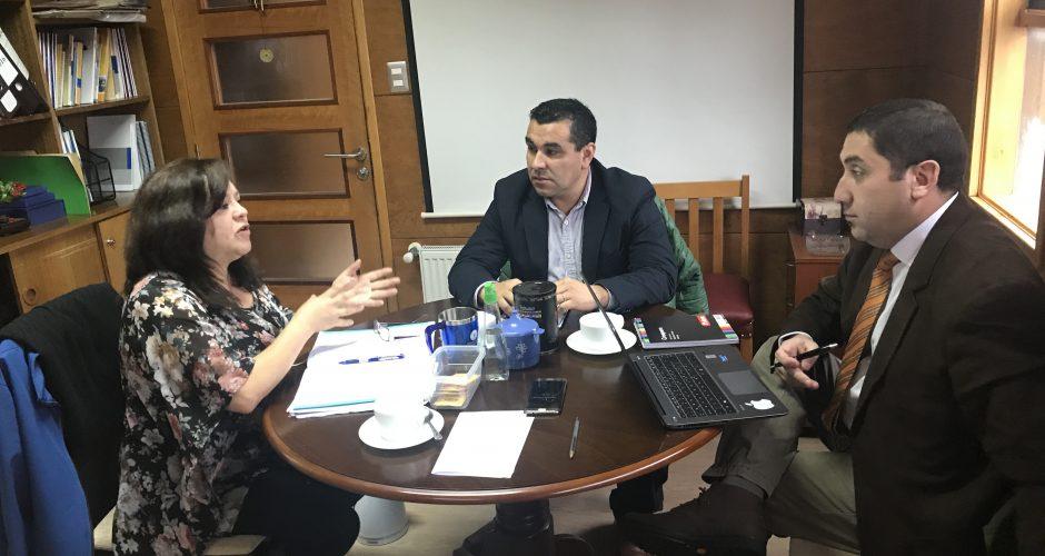 Castro: se estudia la creación de un Centro de Diálisis Municipal.