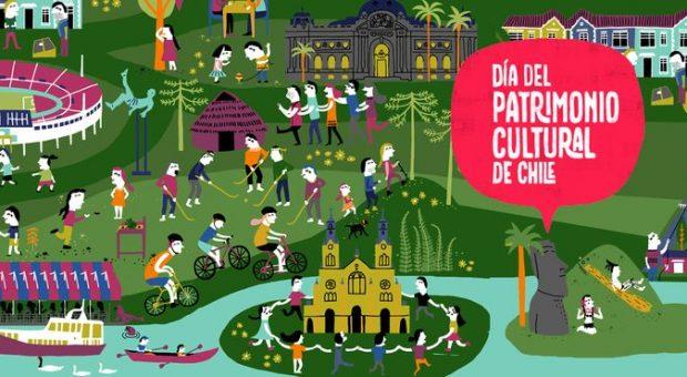 """Castro: red de cultura realizará acto provincial de celebración del """"Día del Patrimonio""""."""