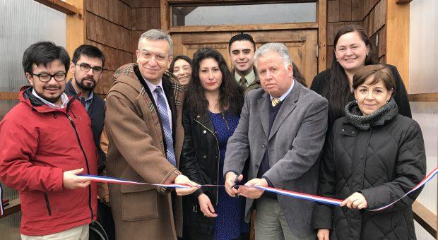 Dalcahue: se inauguró primera biblioteca pública de la comuna.