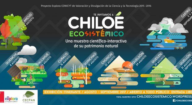 """Chiloé: muestra científica """"Chiloé Ecosistémico"""" recorrerá la provincia."""