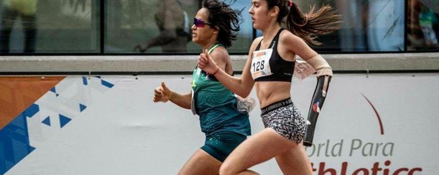 Amanda: Tres medallas para Chile
