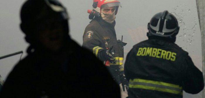 Chonchi: incendio redujo a ceniza casa habitación en sector Tauco.