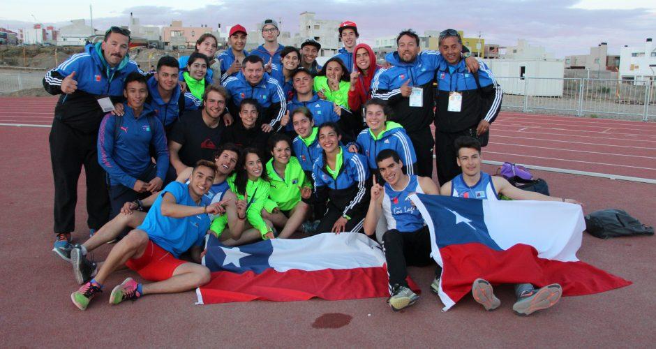 LosLagos alcanza el cuarto lugar en los Binacionales