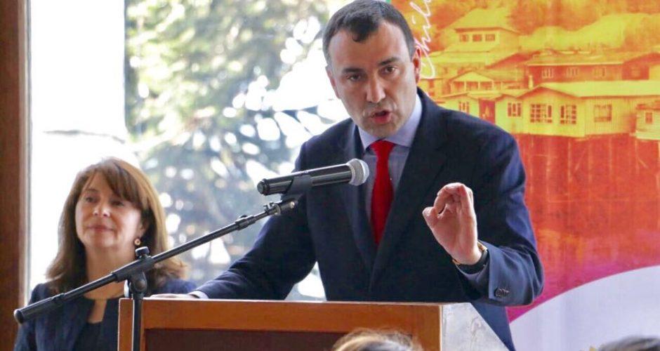 Castro: se renueva sistema de televigilancia en sector centro de la cuidad.