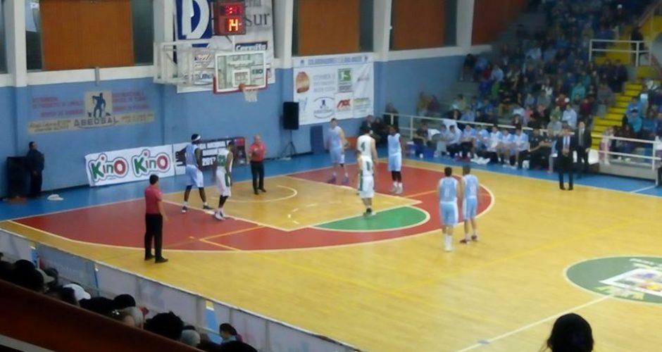 Ancud superó ampliamente a Deportes Castro