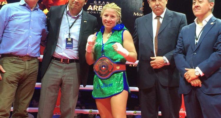 'La Diosa' es campeona de Chile