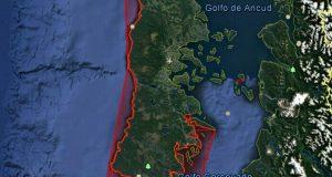 Chiloé: se amplia zona de prohibición para la extracción de productos del mar.