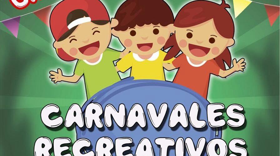 Castro: carnavales recreativos para niños en islas Quehui y Chelín