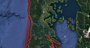 Regional: se emite nuevo reporte con información del evento Marea Roja.