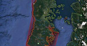 Chiloé: se emite nuevo reporte por situación de marea roja.