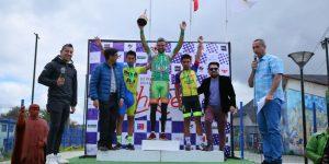 Chiloé: corredor de Sep San Juan se adjudicó primera etapa de la Vuelta Ciclista a Chiloé.