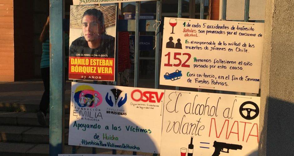 Castro: se fija lectura de fallo condenatorio en caso de jóvenes fallecidos en sector Huicha.