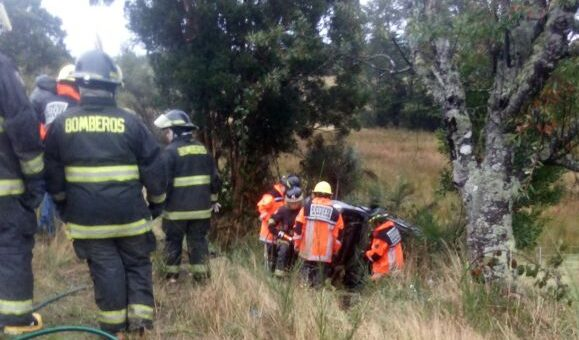 Ancud: conocido vecino dalcahuino fallece en accidente de tránsito ocurrido en sector Coquiao.