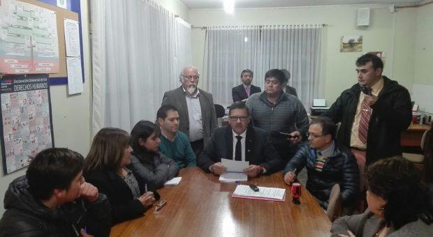 Quinchao: tras acuerdo con la autoridad comunal alumnos de Liceo Insular retoman sus actividades normales.