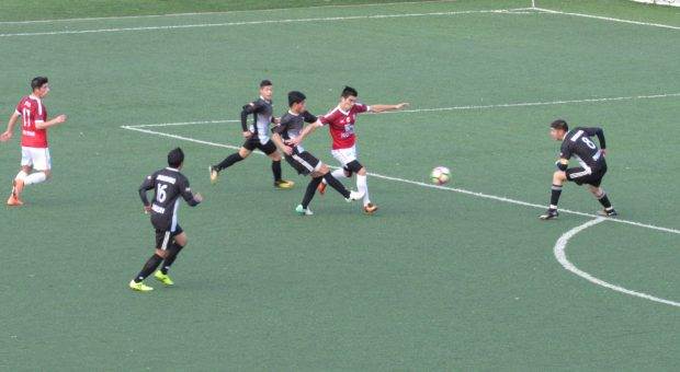 Las visitas marcaron la pauta en el regional de fútbol