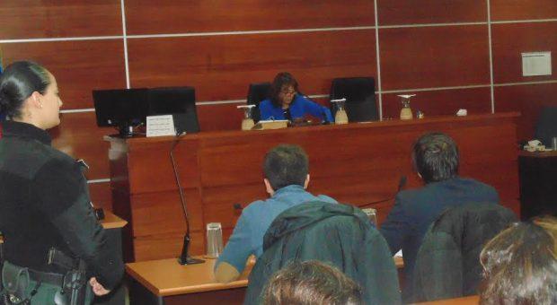 Castro: se dictó sentencia en caso siniestro vial ocurrido en sector Hiucha.