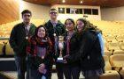 Regional: alumnos de colegio castreño vencen en torneo de debate en inglés.