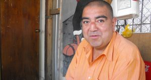 Pablo Reyes se recupera en Santiago